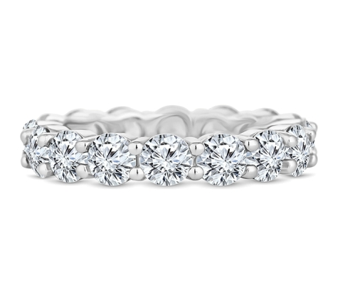 Brilliant Eternity Ring