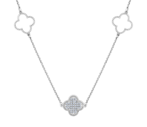 Clover Chain Necklace