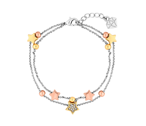 Constellation Bracelet in Mixed Plating