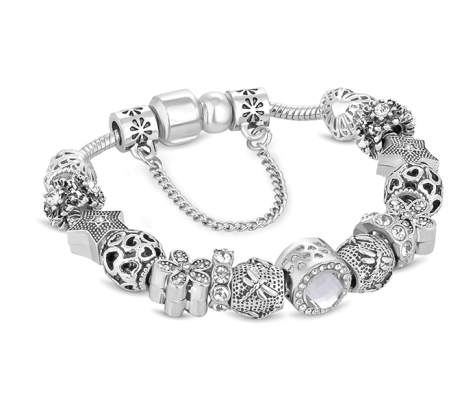 Treasure Bracelet in Silver - Small Size