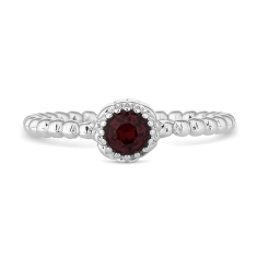 January Gemstone Ring