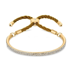 Java Bracelet in Gold with Gold