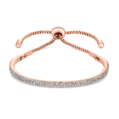 Java Lux Bracelet in Rose Plating