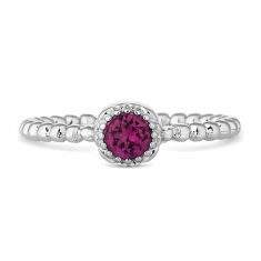 October Gemstone Ring