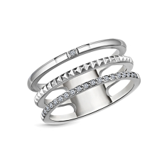 Trio Ring in size 6