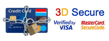 3D Secure - Verified by Visa & Mastercard